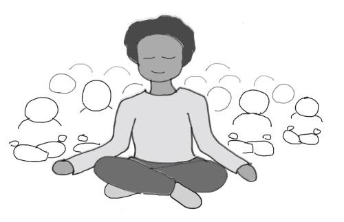 Moms blog- meditation